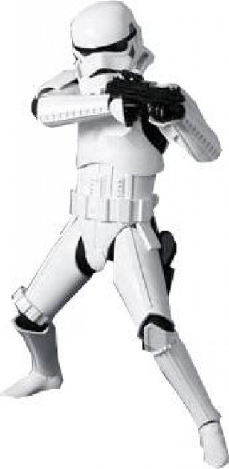 Star Wars A New Hope Real Action Heroes Stormtrooper Action Figure [Damaged Package]