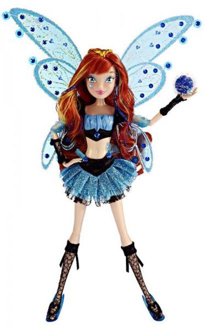 Winx Club Blue Believix Bloom Exclusive Action Figure [Damaged Package, Mint Figures]