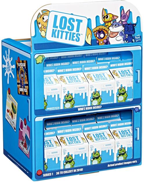 Lost Kitties Series 1 Mystery Box [Wave 3, 24 Packs]