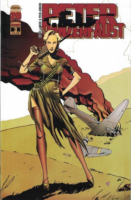Image Comics Peter Panzerfaust #3 Comic Book