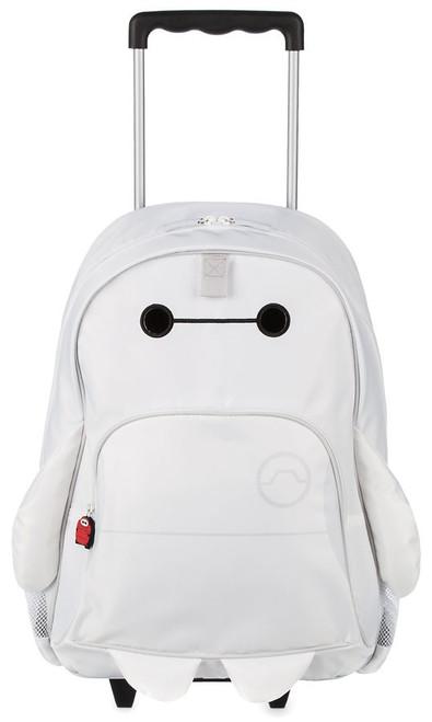 Disney Big Hero 6 Baymax Exclusive Rolling Backpack