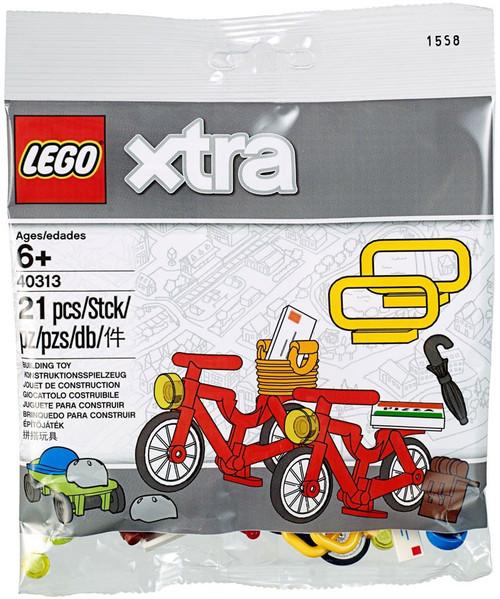 LEGO Xtra Bicycles Set #40313