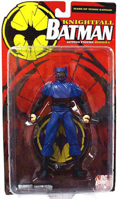 Knightfall Mask of Tengu Batman Action Figure [Damaged Package]