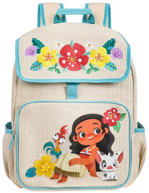 Disney Moana Moana, Pua & Hei Hei Exclusive Backpack