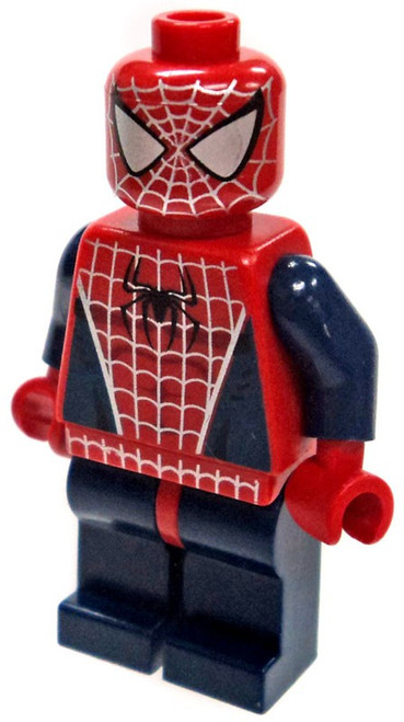 LEGO Spider-Man 3 Spider-Man Minifigure [Dark Blue/Red Suit Loose]