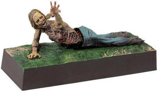 McFarlane Toys The Walking Dead AMC TV Series 2 Bicycle Girl Zombie Action Figure [Damaged Package]