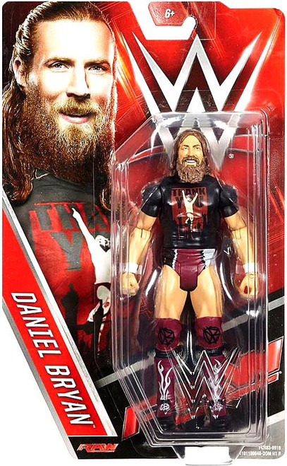 WWE Wrestling Series 66 Daniel Bryan Action Figure [Damaged Package]
