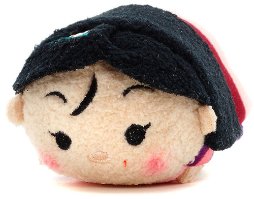 Disney Tsum Tsum Mulan Exclusive 3.5-Inch Mini Plush