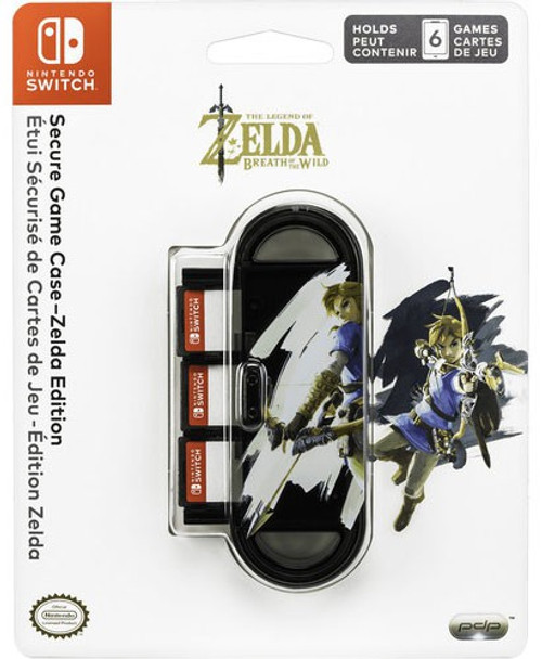 Nintendo Switch Zelda Breath of the Wild Secure Game Case