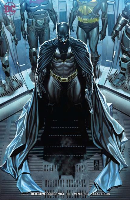 DC Detective Comics #983 Comic Book [Variant]