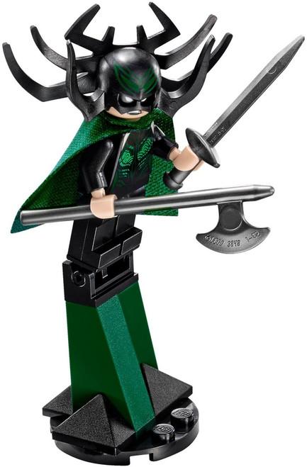 LEGO Marvel Thor: Ragnarok Hela Minifigure [Loose]