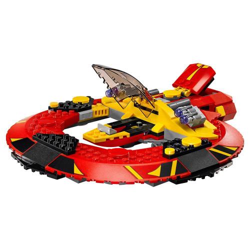LEGO Marvel Thor: Ragnarok Commodore Spaceship [Loose]