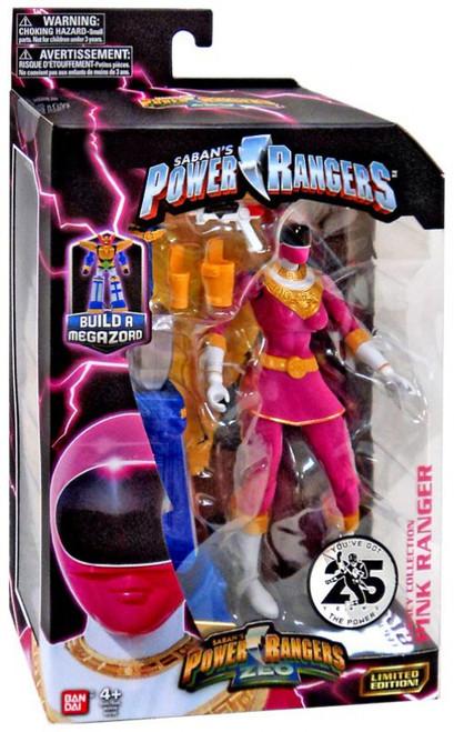 Power Rangers ZEO Legacy Build A Megazord Pink Ranger Exclusive Action Figure [ZEO]