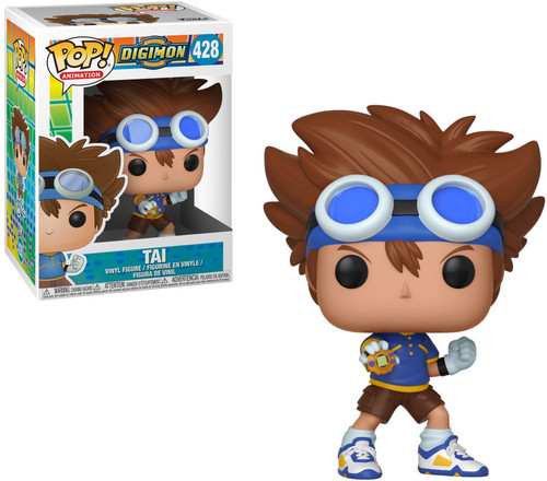Funko Digimon POP! Animation Tai Vinyl Figure #428