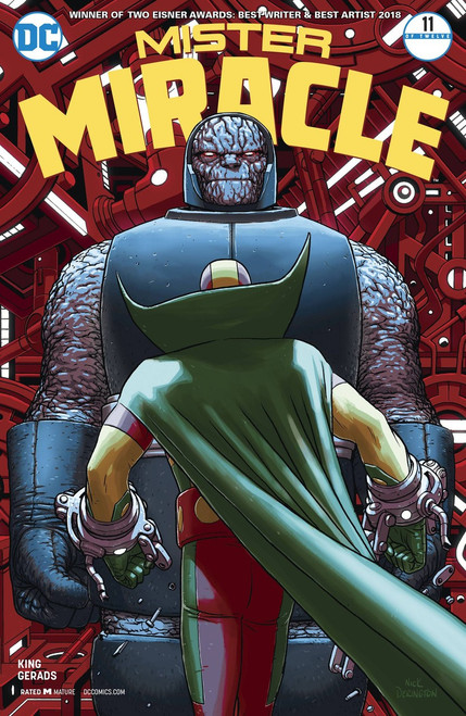 DC Mister Miracle #11 Comic Book