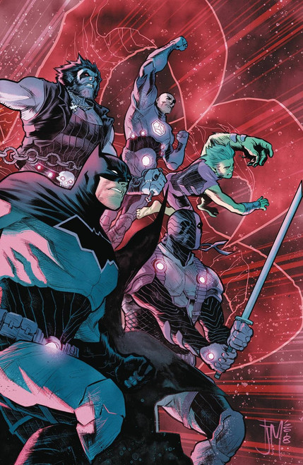 DC Justice League No Justice Trade Paperback Comic Book