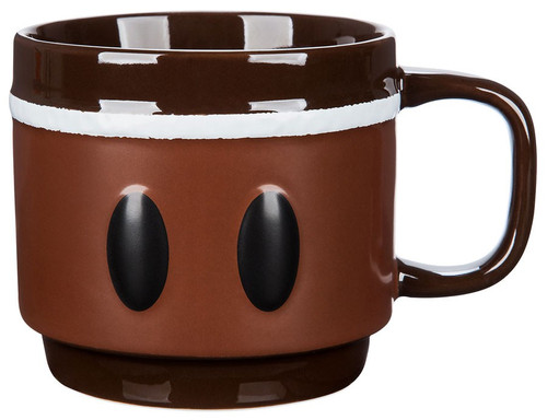 Disney Mickey Mouse Memories Mickey Mouse Exclusive Mug #4/12 [April]