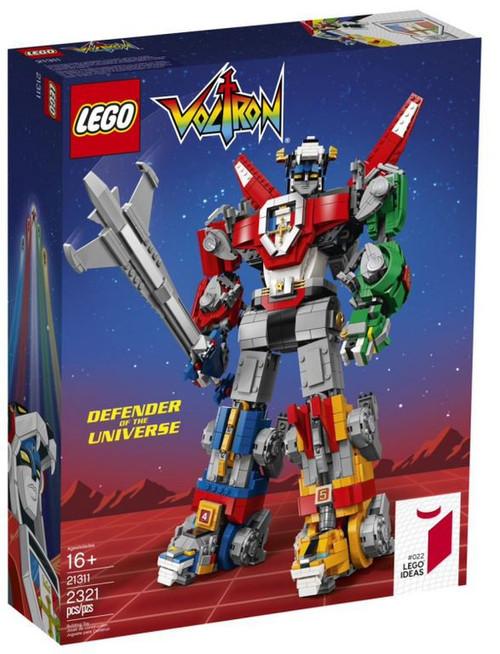 LEGO Voltron Set #21311
