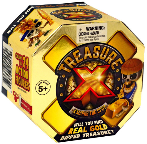 Treasure X Series 1 Mystery Pack