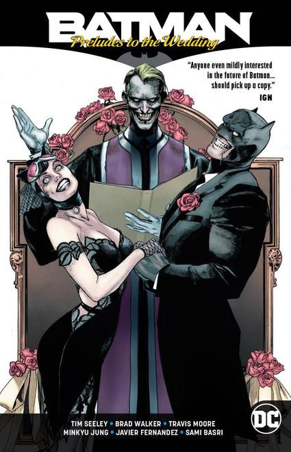 DC Batman Prelude to the Wedding Trade Paperback Comic Book