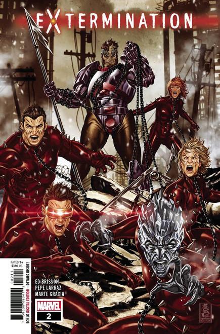 Marvel Extermination #2 of 5 Comic Book