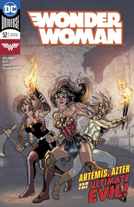 DC Wonder Woman #52 Comic Book
