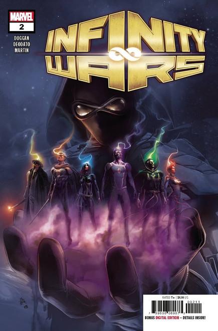 Marvel Comics Infinity Wars #2 of 5 Comic Book