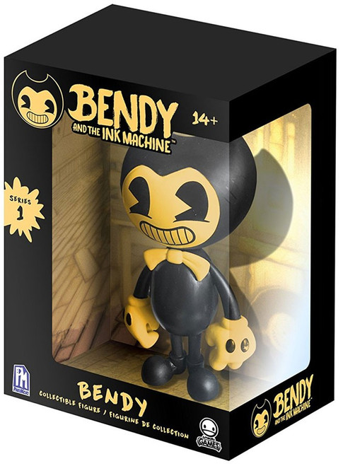 Bendy and the Ink Machine Bendy Exclusive 5-Inch Collectible Figure [Yellow]