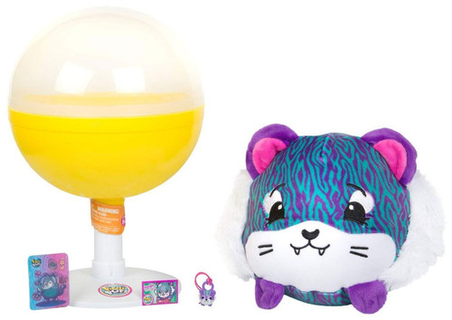 Pikmi Pops Surprise! Series 3 LARGE Jungle the Stretchy Tiger Mystery Pack [Sweet Scented Jumbo Plush]