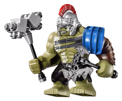 LEGO Marvel Thor: Ragnarok Gladiator Hulk Minifigure [Loose]