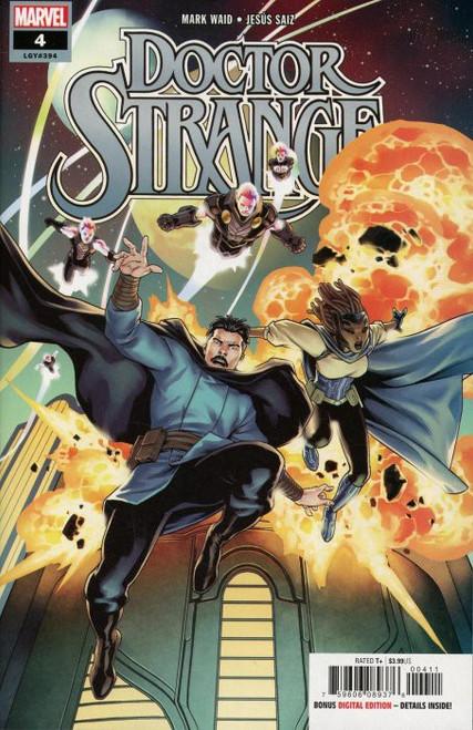 Marvel Comics Doctor Strange #4 Comic Book