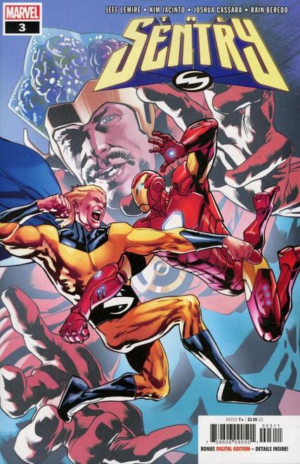 Marvel Comics Sentry #3 Comic Book