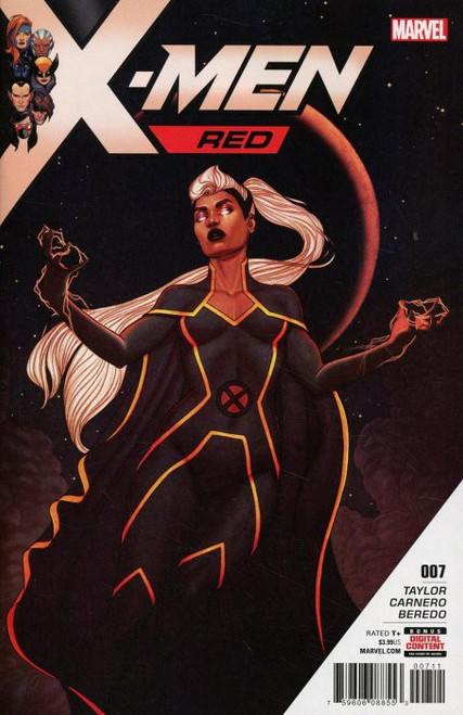 Marvel Comics X-Men Red #7 Comic Book