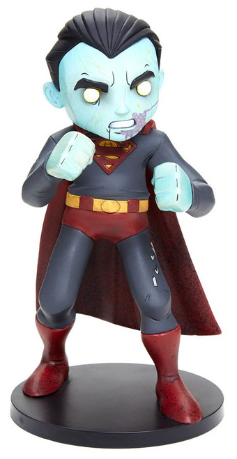 DC Artist Alley Superman Exclusive 6.4-Inch PVC Collector Statue [Chris Uminga, Zombie Variant]