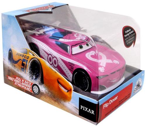 Disney / Pixar Cars Cars 3 Pull 'N' Race Flip Dover Exclusive Diecast Car
