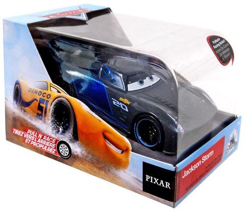 Disney / Pixar Cars Cars 3 Pull 'N' Race Jackson Storm Exclusive Diecast Car
