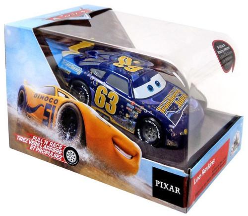Disney / Pixar Cars Cars 3 Pull 'N' Race Lee Revkins Exclusive Diecast Car