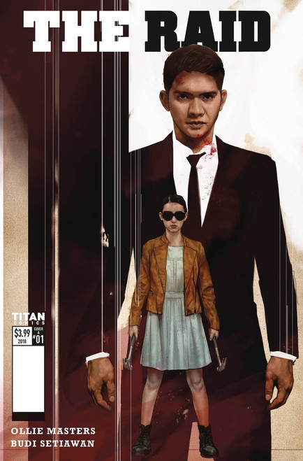 Titan Comics The Raid #1 Comic Book