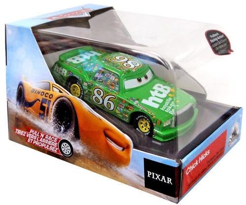 Disney / Pixar Cars Cars 3 Pull 'N' Race Chick Hicks Exclusive Diecast Car