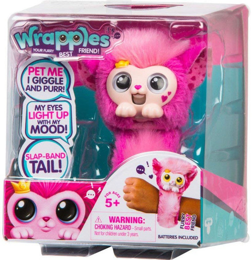 Little Live Pets Wrapples Princeza Figure