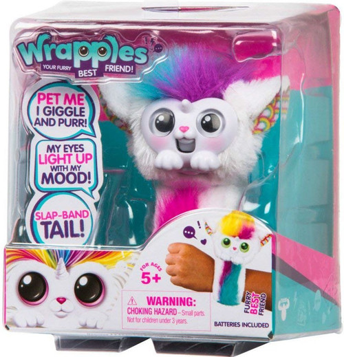 Little Live Pets Wrapples Una Figure