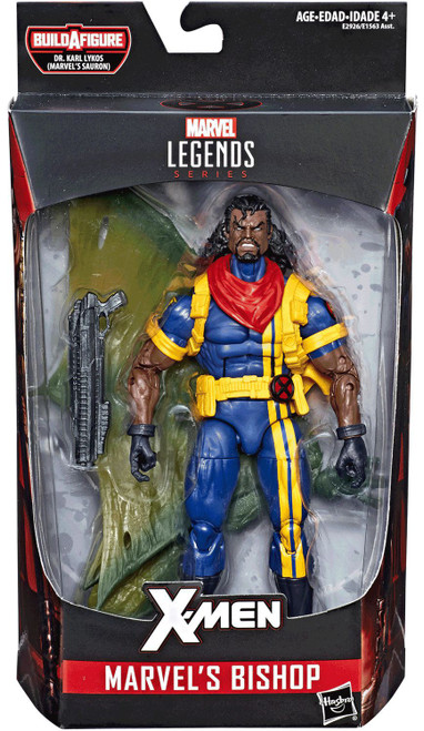 X-Men Marvel Legends Sauron Series Bishop Action Figure