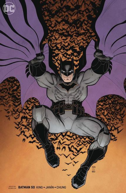 DC Batman #50 Comic Book [Adams Variant Cover]