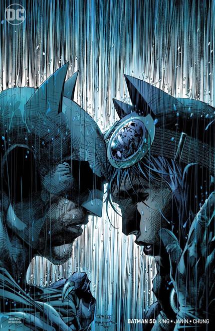 DC Batman #50 Comic Book [Lee Variant Cover]
