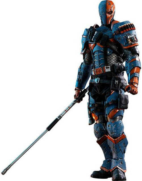 Batman Arkham Knight Videogame Masterpiece Deathstroke Collectible Figure