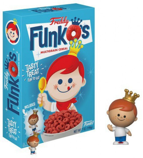 Freddy FunkO's 7 Oz. Breakfast Cereal