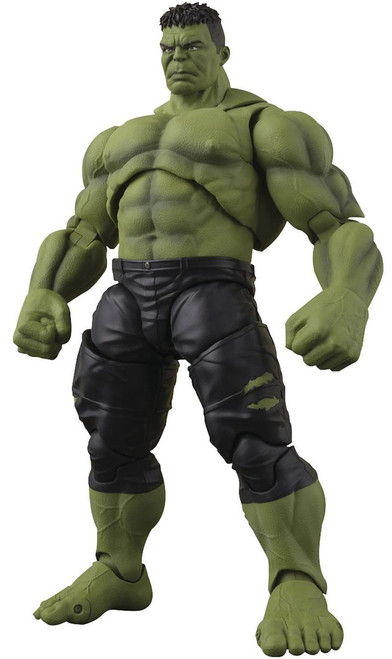 Marvel Avengers Infinity War S.H. Figuarts The Hulk Action Figure [Infinity War]