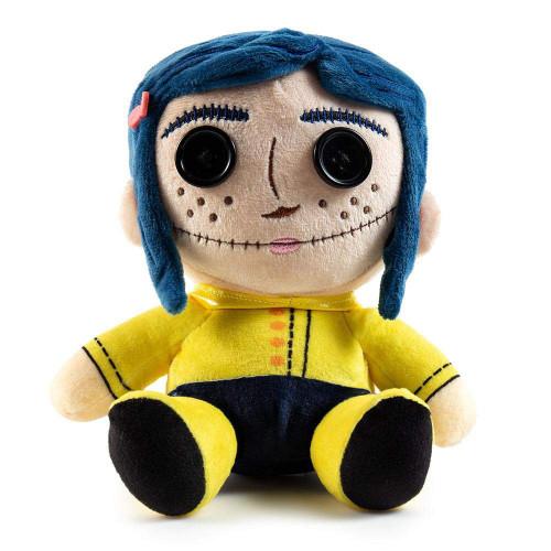 Phunny Coraline Plush [Button Eyes]