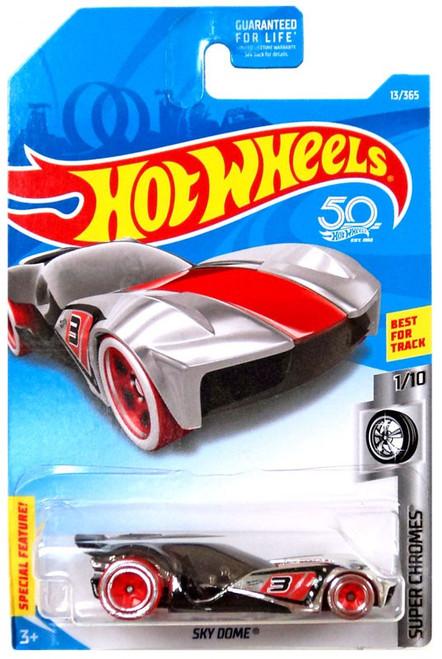Hot Wheels Super Chromes Sky Dome Die-Cast Car FJW98 [1/10]