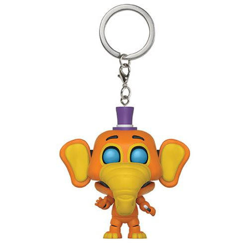 Funko Five Nights at Freddy's Pizza Simulator Orville Elephant Keychain